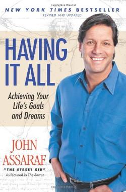 John Assaraf Books Having It All