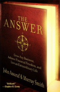 John Assaraf Books The Answer
