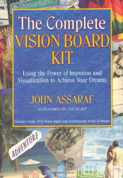 John Assaraf Books The Complete Vision Board Kit