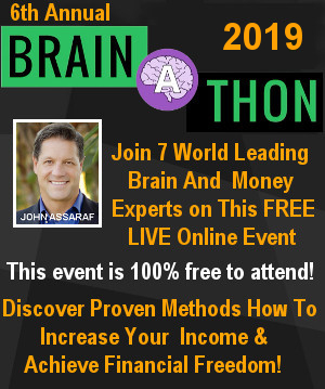 John Assaraf Brain-A-Thon 6th Annual Brain-A-Thon Webinar Registration