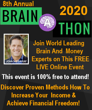 John Assaraf Brain-A-Thon 8th Annual Brain-A-Thon Webinar Registration